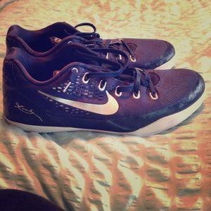 Nike Other - Nike Kobe 9 IX Low EM TB size 12.5 Navy Blue