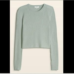 Aritzia Sweaters - Aritzia Babaton Nathaniel Sweater in Crystal Color