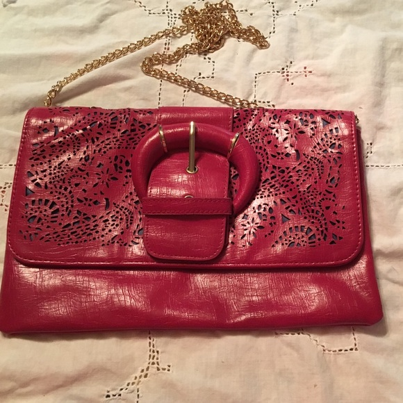 Handbags with Cutouts
