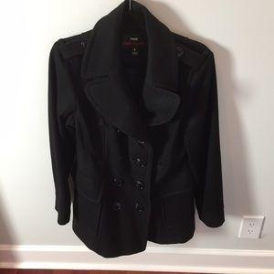 Miss Sixty Jackets & Blazers - MISS SIXTY classic peacoat