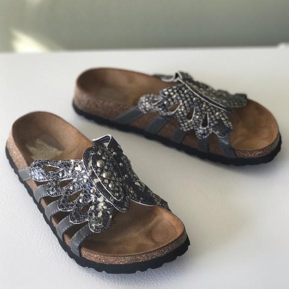 791e420012bcf7 Birkenstock Shoes - Betula by Birkenstock Butterfly Sandals