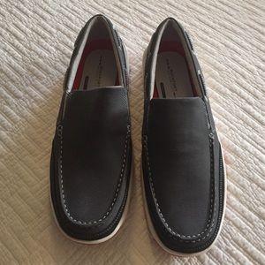 Rockport Other - Men's Rockport blue boat shoes