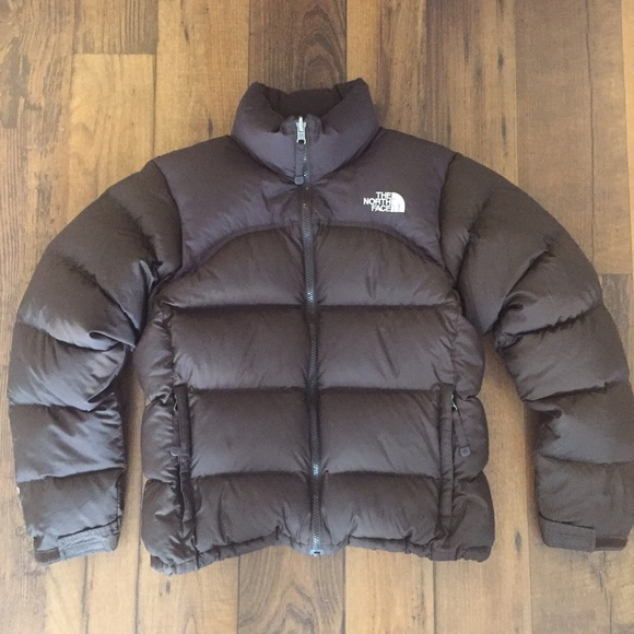 North Face 700 fill Brown Puffer Jacket. M 582cce6e5a49d077c4052453 1ed1b28ca
