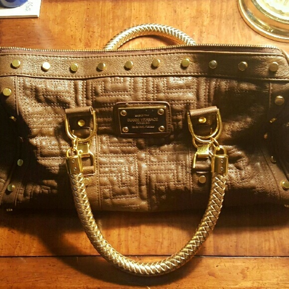 1d5ebb3ed27 Gianni Versace Couture purse. M 582cd4b53c6f9f7ce0053caf