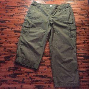Sejour Pants - Sejour plus size cargo pants
