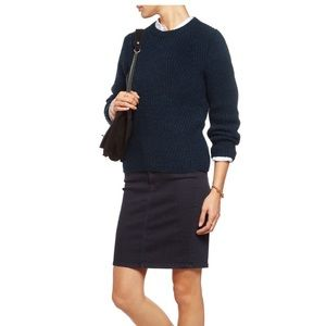 Maje Sweaters - MAJE Kalvin wool ribbed-knit sweater