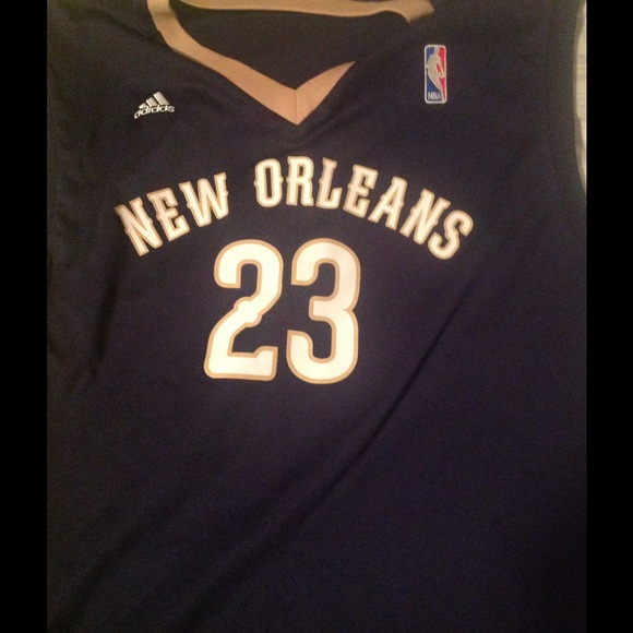 50260bb87 Adidas Other - New Orleans Pelicans Anthony Davis jersey
