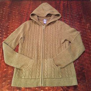 Lilu Sweaters - XL Lilu Knitted Hoodie