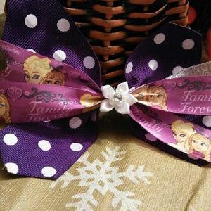 Little girls bows