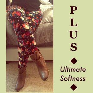 ULTRA SOFT Floral Print Leggings