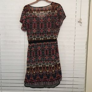 LAmade Dresses - ‼️FLASH SALE‼️ LA Made Multicolor Dress/Tunic