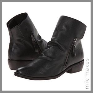 Matisse Shoes - MATISSE • southside bootie with zip