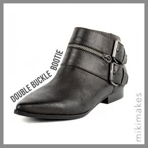 Matisse Shoes - MATISSE • coconuts uptown zip buckle boot