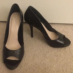 BCBG Genuine Leather High Heels