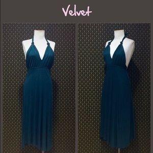 Velvet Dresses & Skirts - Velvet Brand Knit Halter Dress
