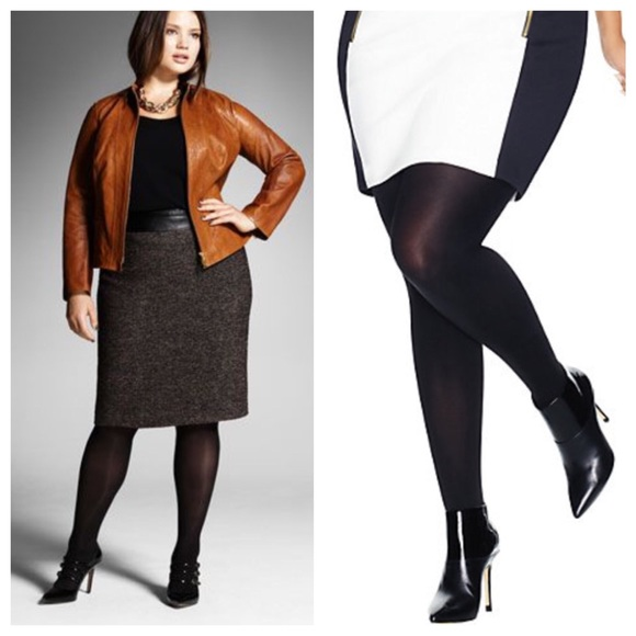 578d6933248 Plus Size Body Shaping Tights!