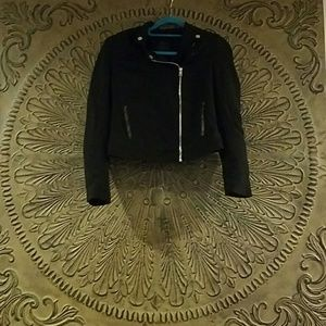 Dynamite Luxe Motorcycle Jacket, NWT, S