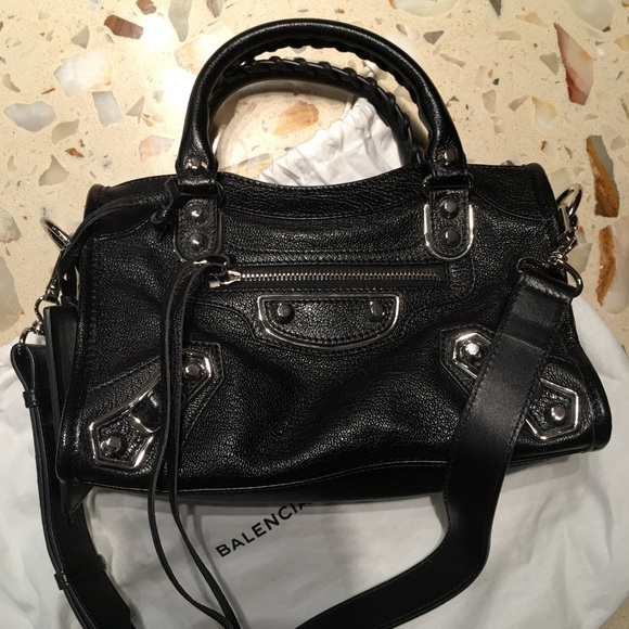 Balenciaga Motorcycle Bag Mini
