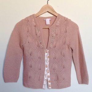 Rebecca Taylor Sweaters - 350$ Rebecca Taylor rare wool cardigan.