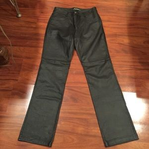 PS 3983 Periscope leather pants