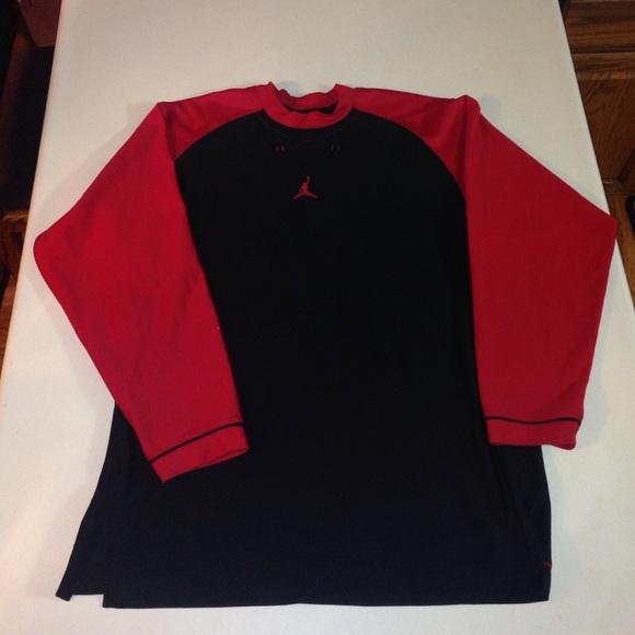 52521b4a7b7 Jordan Shirts   Mens Michael Long Sleeve Shirt   Poshmark