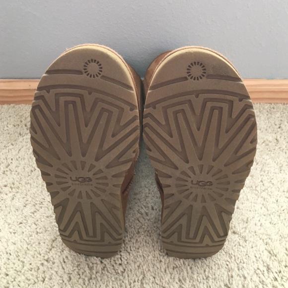 tall tan ugg boots