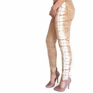 Rich & Skinny Denim - Rich & skinny tie dye side skinny jeans
