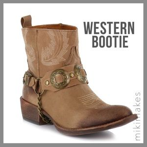 Matisse Shoes - MATISSE • coconuts hoss harness western boot