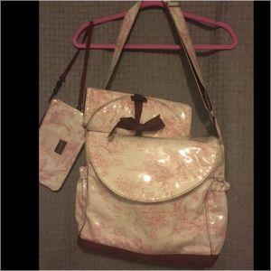 timi & Leslie Other - Timi & Leslie Lux diaper bag set