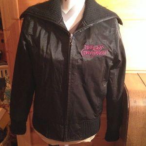 Harley-Davidson Jackets & Blazers - Harley Davidson riding jacket size small