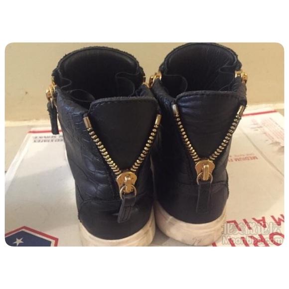 giuseppe zanotti shoes 36