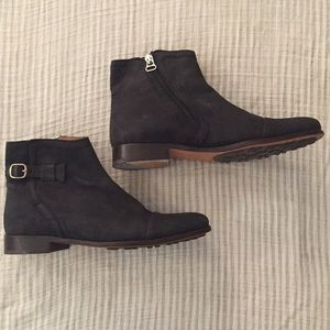 Folk Shoes - Side Buckle Chelsea Boot