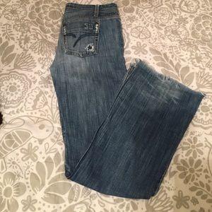 Joe's jeans!