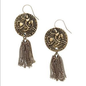 Silpada Garden Gate Earrings