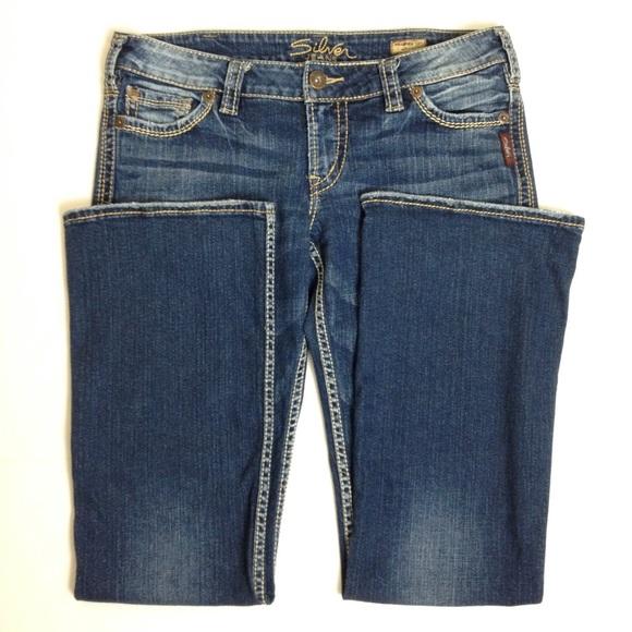 81% off Silver Jeans Denim - Reserve** Silver jeans Frances 18