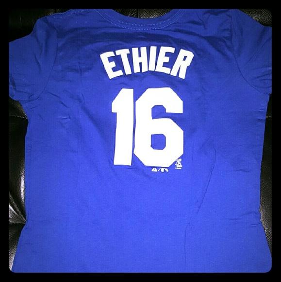 LA Dodgers Andre Ethier Shirt