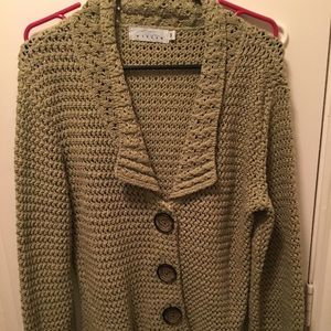 Willow & Clay Sweaters - Willow Size Medium Cardigan Sweater