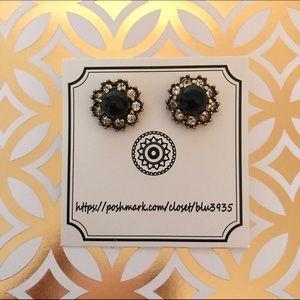 Jewelry - Black Stud Earrings