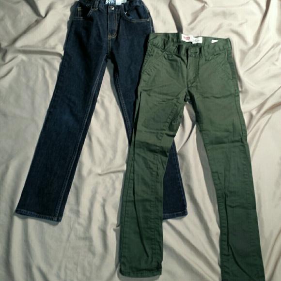 0cc99cfa3e8 Levi's Other - Boys Size 10 Jeans Bundle B'gosh Skinny ...
