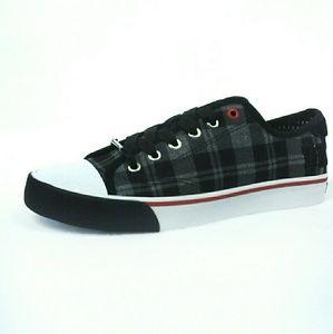 DKNY Shoes - DKNY BARBARA LOGO VARSITY PLAID CASUAL SNEAKERS