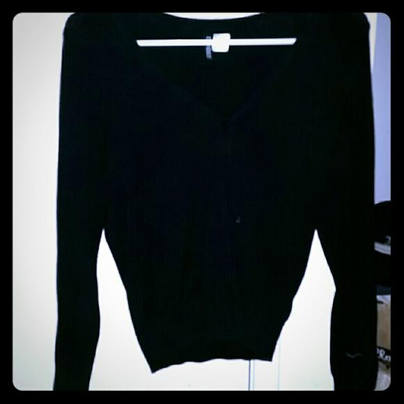 H&M Sweaters - *Black H&M Cardigan*