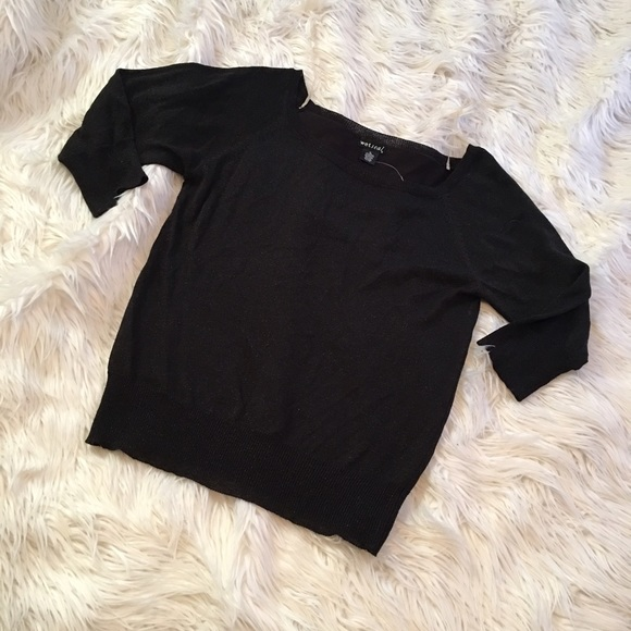 Wet Seal Sweaters - Wet Seal Lightweight sweater | size extra large