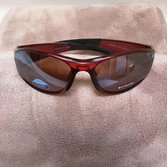 97f67dc5dd6 NIP Columbia polarized sunglasses in brown.