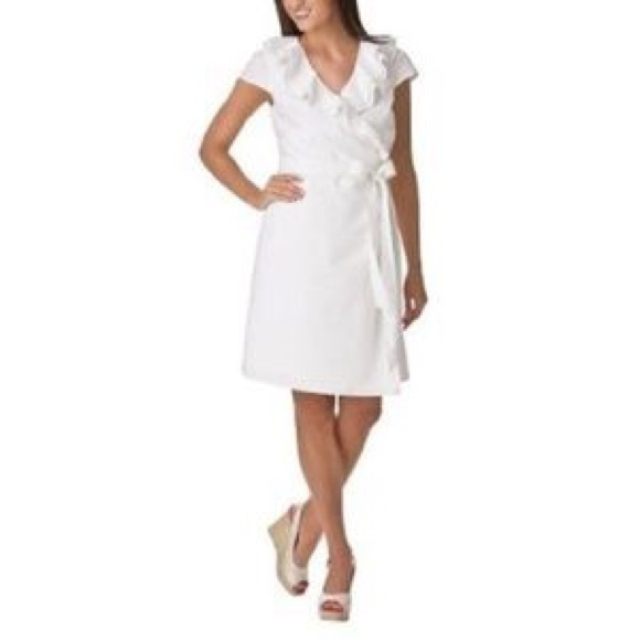 a41f318dd61 Calypso St. Barth Dresses   Skirts - Calypso St Barth for Target Linen Wrap  Dress