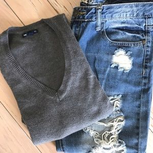 Gap Luxe Angora Sweater