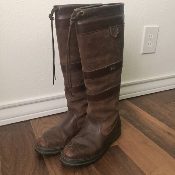 ed89d31be97 Dubarry Galway Boots, Chocolate