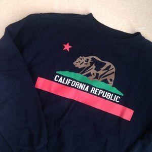 Other - California crewneck sweater