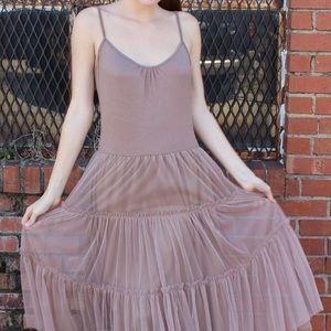 a'reve Dresses & Skirts - A'reve Large vintage style midi dress