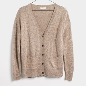 Madewell Landscape Cardigan Sweater