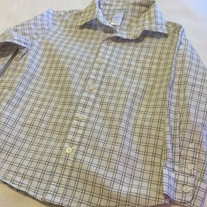 Janie and Jack Other - ⛵️Janie and Jack long sleeved boys shirt size 5